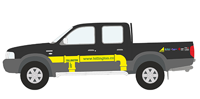 Tollington Plumbing & Heating Logo