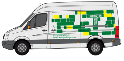 Tollington Building Services Logo